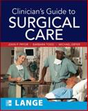 Clinician's Guide to Surgical Care 9780071478977