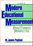 Modern Educational Measurement 9780135938980