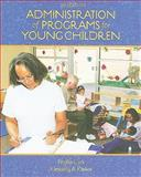 Administration of Programs for Young Children 8th Edition