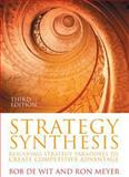 Strategy Synthesis 9781408018996