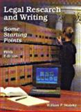 Legal Research and Writing 5th Edition