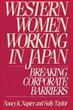 Western Women Working in Japan 9780899309019