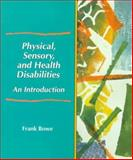 Physical, Sensory, and Health Disabilities 9780136609032