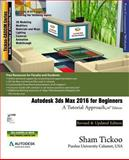 Autodesk 3ds Max 2016 for Beginners 16th Edition