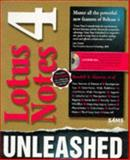 Lotus Notes 4 Unleashed 9780672309069