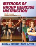 Methods of Group Exercise Instruction 9780736049078