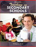 Teaching in Secondary Schools 9780757549120