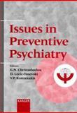Issues in Preventive Psychiatry 9783805569125