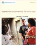 Essential Research Methods for Social Work 3rd Edition