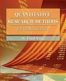 Quantitative Research Methods for Professionals in Education and Other Fields 9780205359134