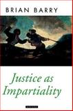 Justice As Impartiality 9780198279136