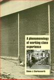 A Phenomenology of Working-Class Experience 9780521659154