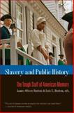 Slavery and Public History 1st Edition