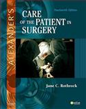 Alexander's Care of the Patient in Surgery 14th Edition