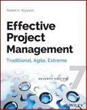 Effective Project Management 7th Edition