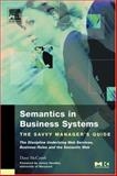 Semantics in Business Systems 9781558609174