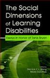 The Social Dimensions of Learning Disabilities 9780805839180