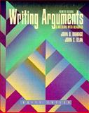 Writing Arguments 9780205269181