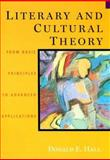 Literary and Cultural Theory 9780395929193