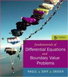 Fundamentals of Differential Equations with Boundary Value Problems with IDE CD (Saleable Package) 9780321419217