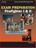 Exam Preparation for Firefighter I and II 9781401899233