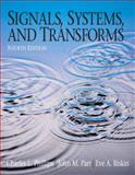 Signals, Systems, and Transforms 9780131989238