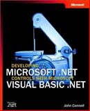 Developing Microsoft.NET Controls with Microsoft Visual Basic.NET 9780735619241