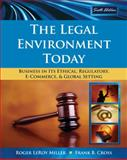 The Legal Environment Today 9780324599251