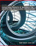 Statics and Strength of Materials for Architecture and Building Construction 9780135079256