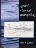 Applied Chemical Hydrogeology 9780132709279