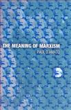 The Meaning of Marxism