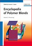 Encyclopedia of Polymer Blends - Processing 9783527319305
