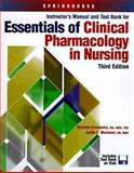 Essentials of Clinical Pharmacology in Nursing 9780874349313