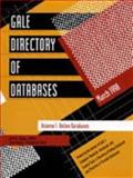 Gale Directory of Databases 9780810349315