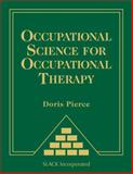 Occupational Science for Occupational Therapy 1st Edition
