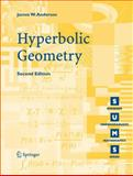 Hyperbolic Geometry 2nd Edition