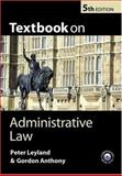 Textbook on Administrative Law 9780199279371