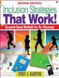 Inclusion Strategies That Work! 2nd Edition