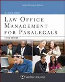 Law Office Management for Paralegals 3rd Edition
