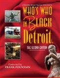 Who's Who in Black Detroit 9781933879390