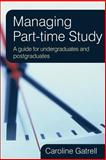 Managing Part-Time Study 9780335219391