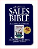 The Sales Bible 9780061379406