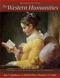 The Western Humanities Volume 2 7th Edition