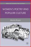 Women's Poetry and Popular Culture 9780230609419