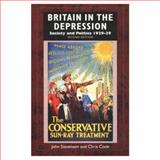 Britain in the Depression 9780582229419