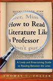 How to Read Literature Like a Professor 9780060009427