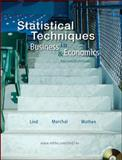 Statistical Techniques in Business and Economics with Student CD 9780077309428