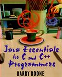 Java Essentials for C and C++ Programmers 9780201479461
