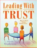 Leading with Trust 9781934009468