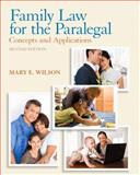Family Law for the Paralegal 9780135109489